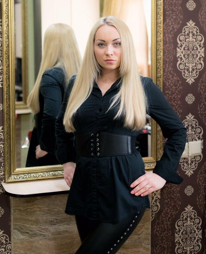 Александра -парикмахер стилист