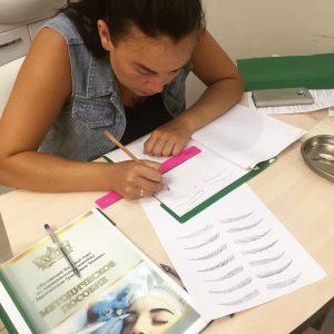базовый курс татуажа во Владимире