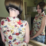 Бондинг на короткие волосы
