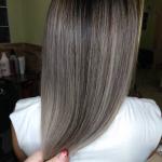 Мелирование волос Airtouch